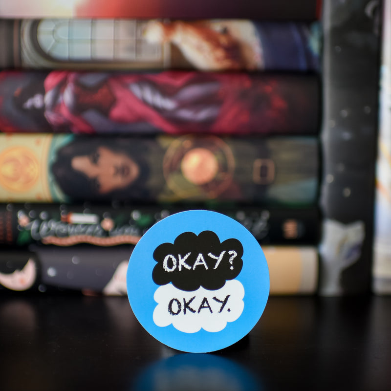 STICKER - The Fault in Our Stars