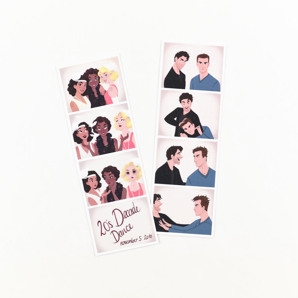 PHOTO STRIP - Vampire Diaries (Set of 2)