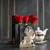 BOOK VASE - Pride and Prejudice cover