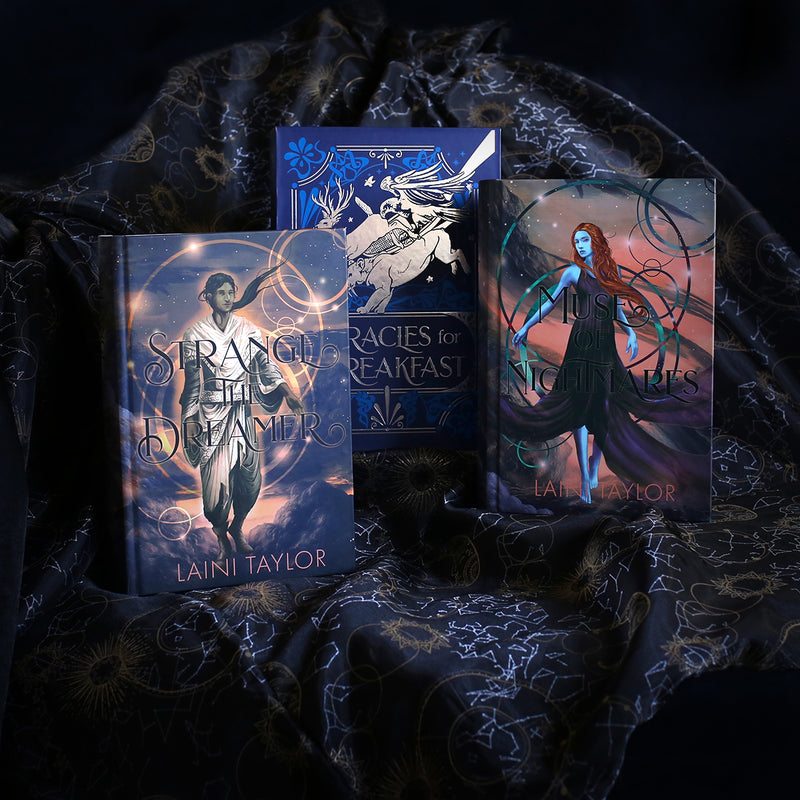 Strange the Dreamer & Muse of Nightmares BOX SET