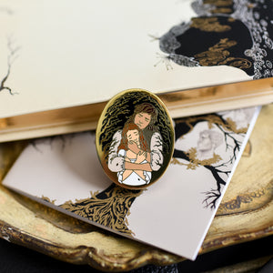 ENAMEL PIN - Wuthering Heights