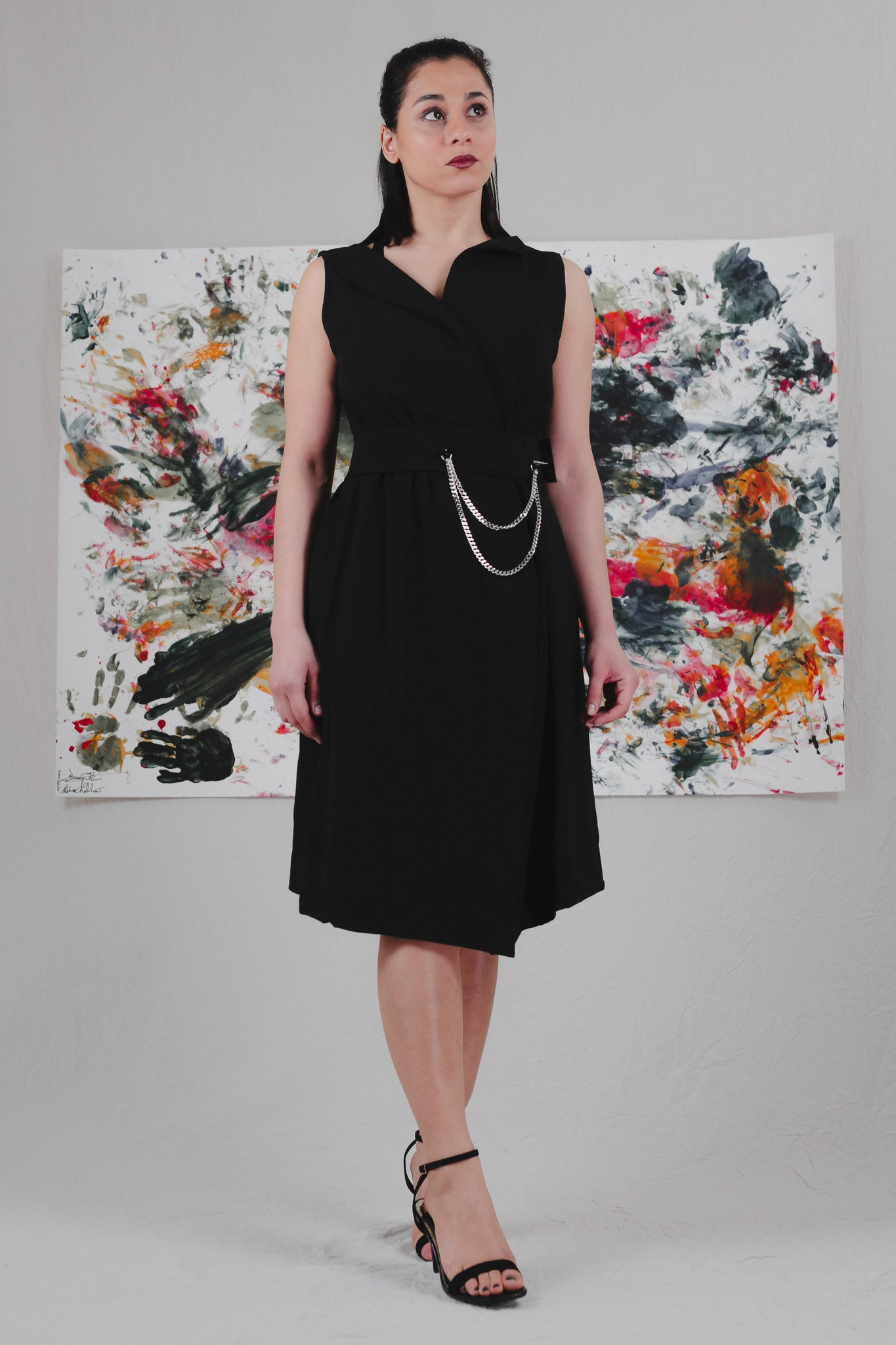 Elan Dress Black
