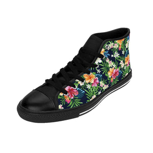 Tropical Floral Sneakers