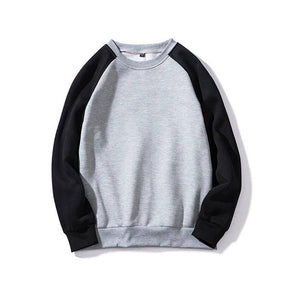 Basic Pullover Sweatshirt