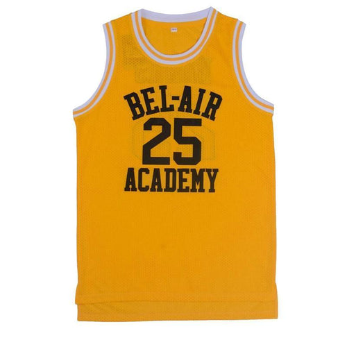 Bel-Air 25 Basketball Jersey