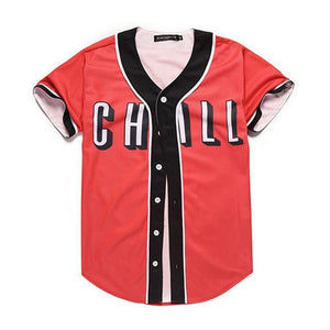 Chill Jersey Tee