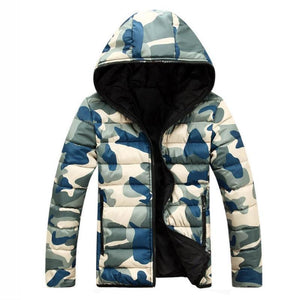 Insulated Camo Jacket