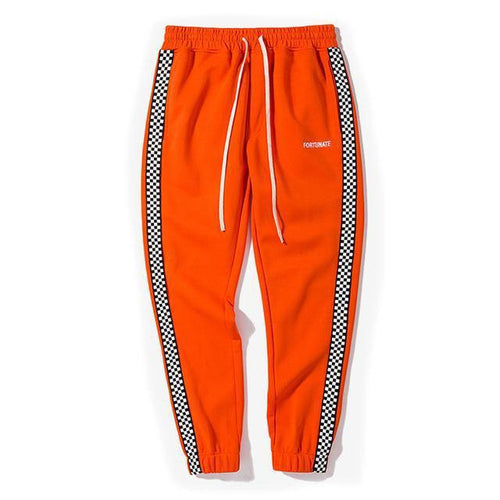 Race Stripe Jogger Pants