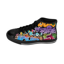 Shoes - Men's Graffiti Sneakers