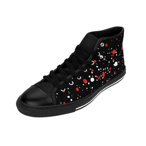 Shoes - Men's Paint Splatter Sneakers