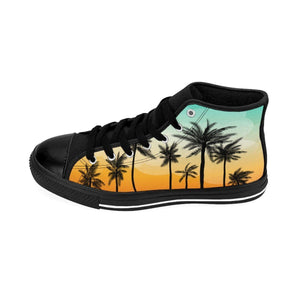 Shoes - Men's Palm Tree Sneakers