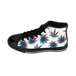 Shoes - Women's 3D Weed Sneakers