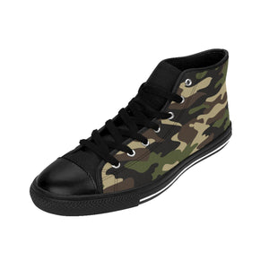Shoes - Women's Camo Sneakers