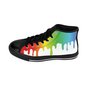 Shoes - Women's Paint Drip Sneakers