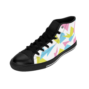 Shoes - Women's White 90s Retro Sneakers