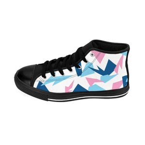 Shoes - Women's White 90s Retro Sneakers Vol. 2