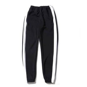 Simple Striped Sweatpants