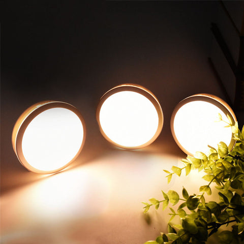 Motion Activated Magnetic Indoor Night Lights