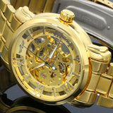 Winning Luxury Skeleton Watch