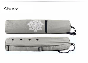 Canvas Bag & Yoga Mat