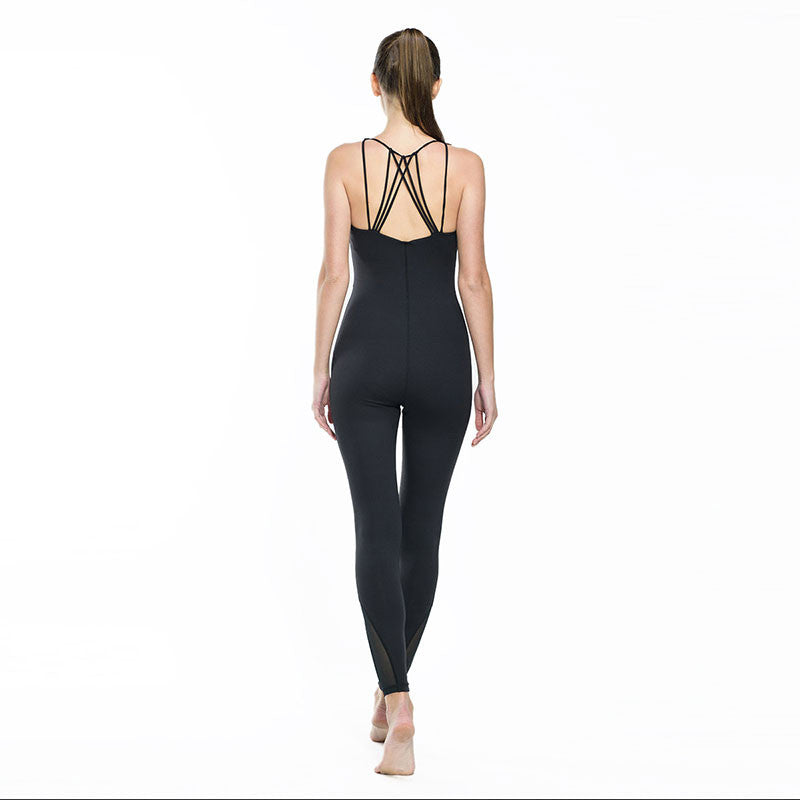 Fitness Yoga Set for Gym, Jumpsuit