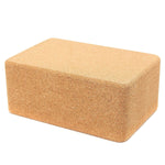 Natural Cork Yoga Block 4 x 6 x 9