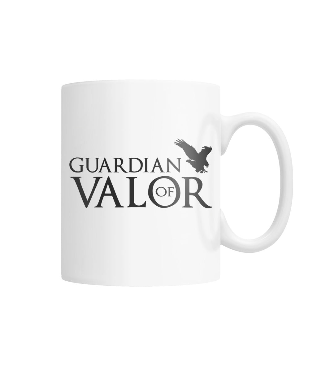 Guardian of Valor Coffee Mug