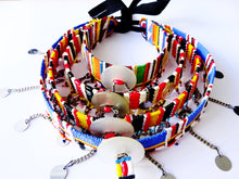 Maasai multi-tiered necklace