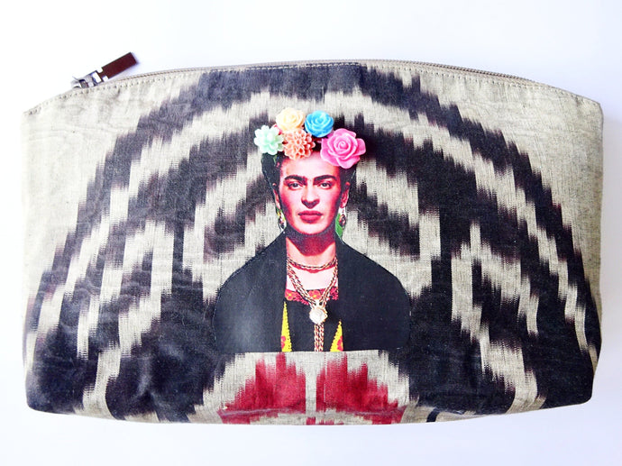 Frida ikat purse