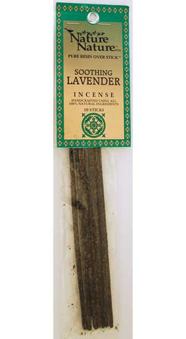 Lavender nature nature stick 10 pack