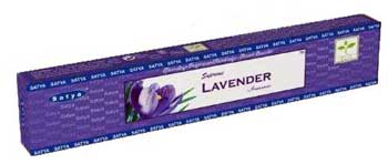 Lavender satya incense stick 15 gm