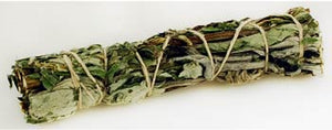 Black Sage smudge stick 4""