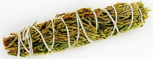 "3"" Juniper smudge stick"
