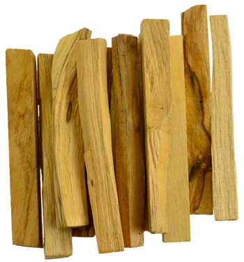 Palo Santo smudge sticks 2oz 3-4""