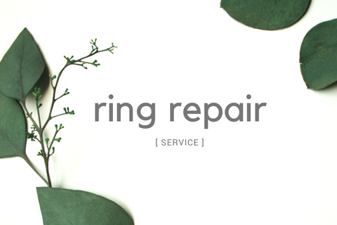 Ring Repair - Wooden Wear