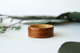 Sapele + Birdseye Maple Bentwood Ring - Wooden Wear