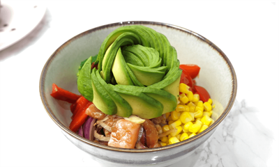 Healthy and Simple Recipe: Poke Bowl