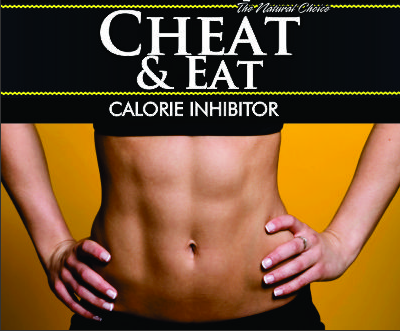 Cheat and Eat Calorie Inhibitor 90 Capsules