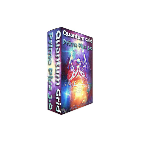 Digital Download - Quantum Grid Prime Radionic Plate
