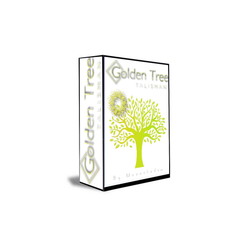 Digital Download - Golden Tree Manifestation Talisman