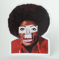 Michael Pin, Patch & Sticker