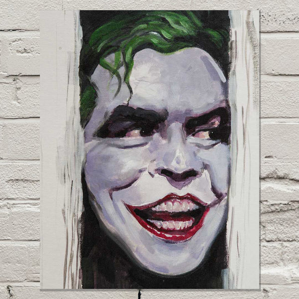 Joker Johnny Print