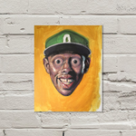 Tyler the Creator Woke AF Signed Print