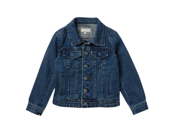 Tractr Basic Girls Jean Jacket