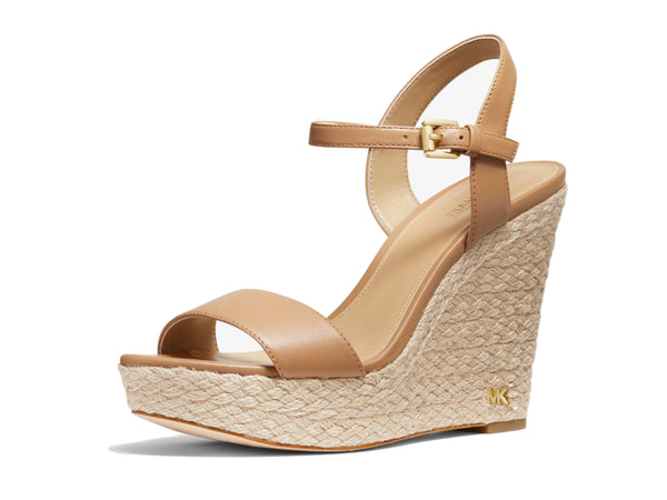 Michael Kors Jill Leather Wedge