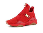Puma Defy Mid Red
