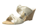 Donald J Pliner Knotted Wedge Slide