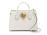 Celine Dion Octave Leather Satchel