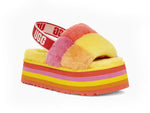 UGG Disco Checker Slide Sandal