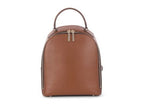 Celine Dion Collection Leather Triad Small Backpack